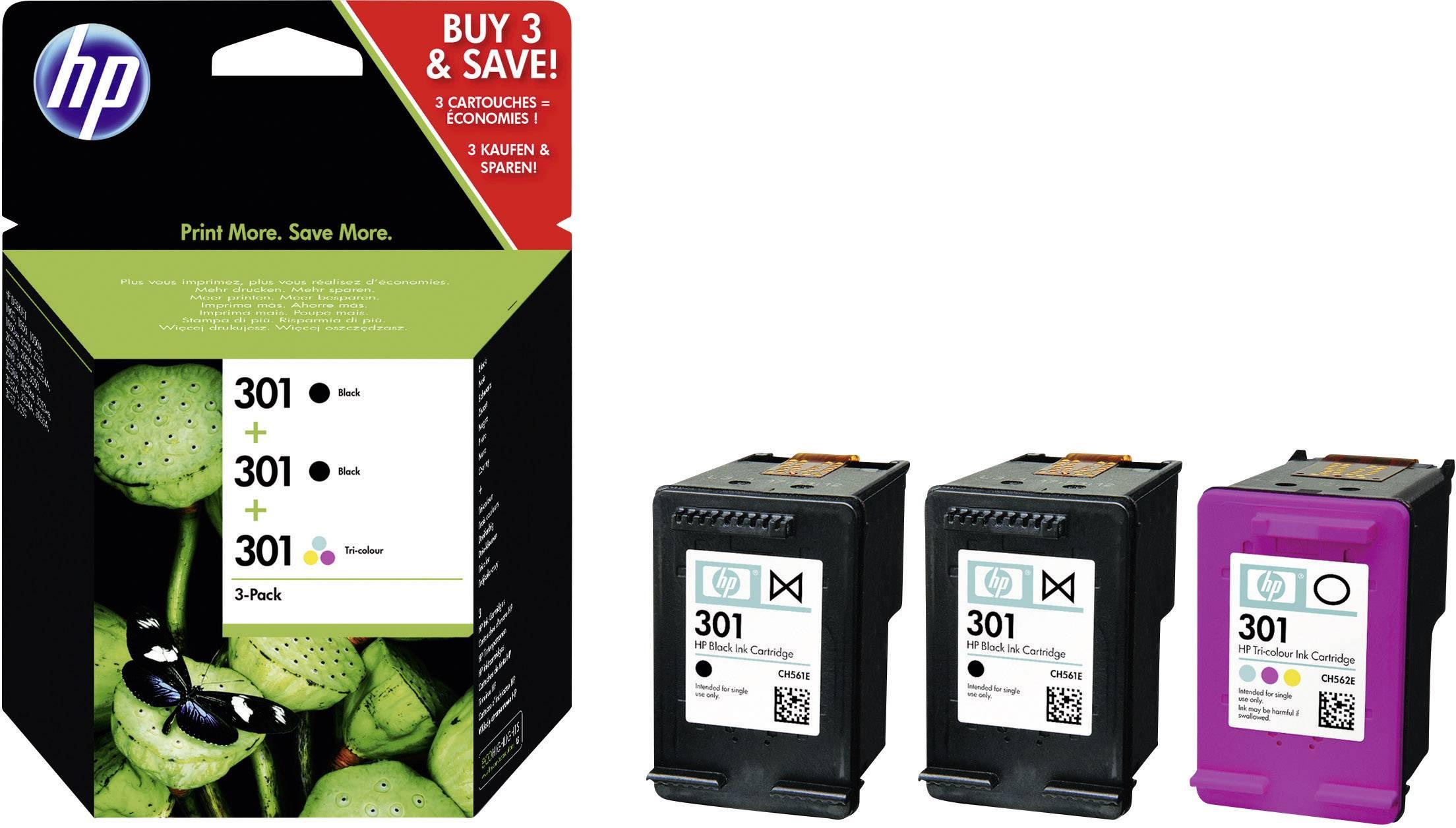 HP 301XL Ink Cartridge Black