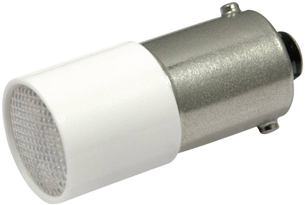 LED-diode CML BA9s 110 V/DC, 110 V/AC Kølig hvid