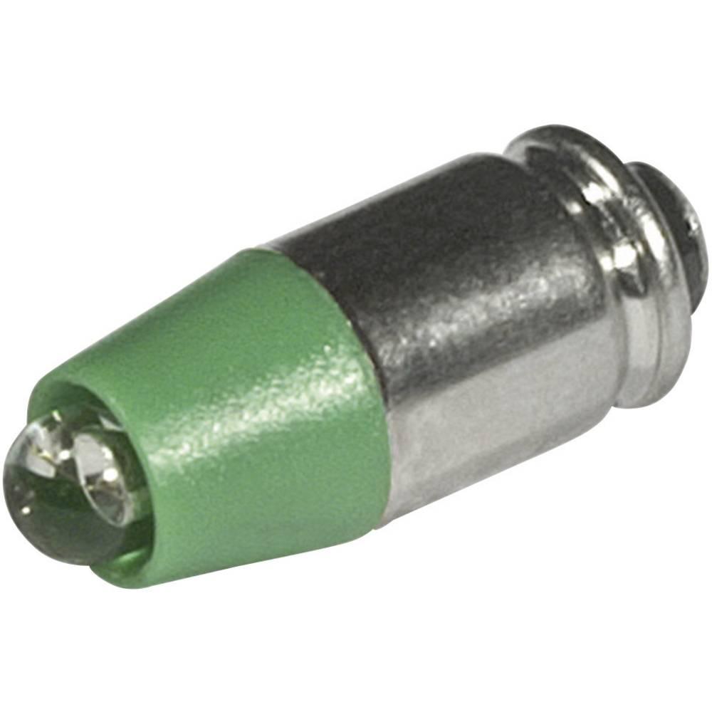 LED žarnica T1 3/4 MG zelena 24 V/DC, 24 V/AC 2100 mcd CML 1512535UG3
