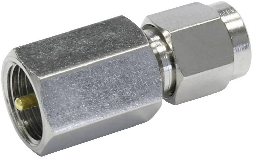 BNC-adapter FME-vtič - SMA-vtič Telegärtner J01703A0009 1 kos