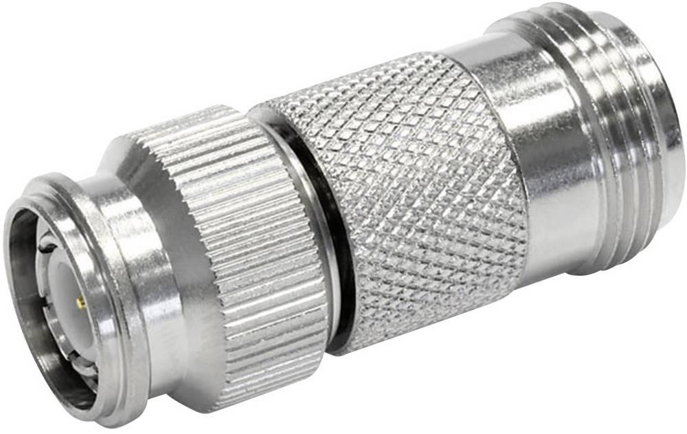 TNC-adapter TNC-stik - N-tilslutning Telegärtner J01019A0008 1 stk