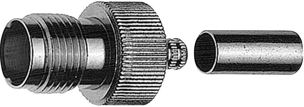 R-TNC-stik Telegärtner J01011R0003 50 Ohm Stik, lige 1 stk