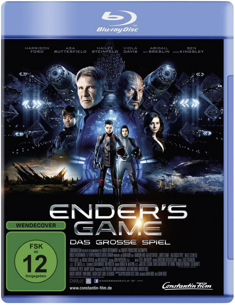 blu-ray Enders Game - Das grosse Spiel | Conrad.com