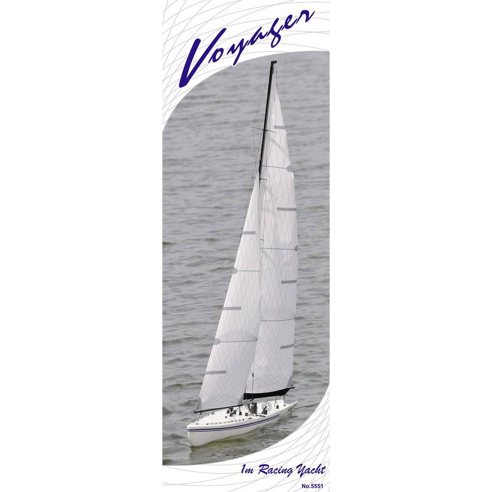 Thunder Tiger RC model sailing boat Kit 993 mm from Conrad
