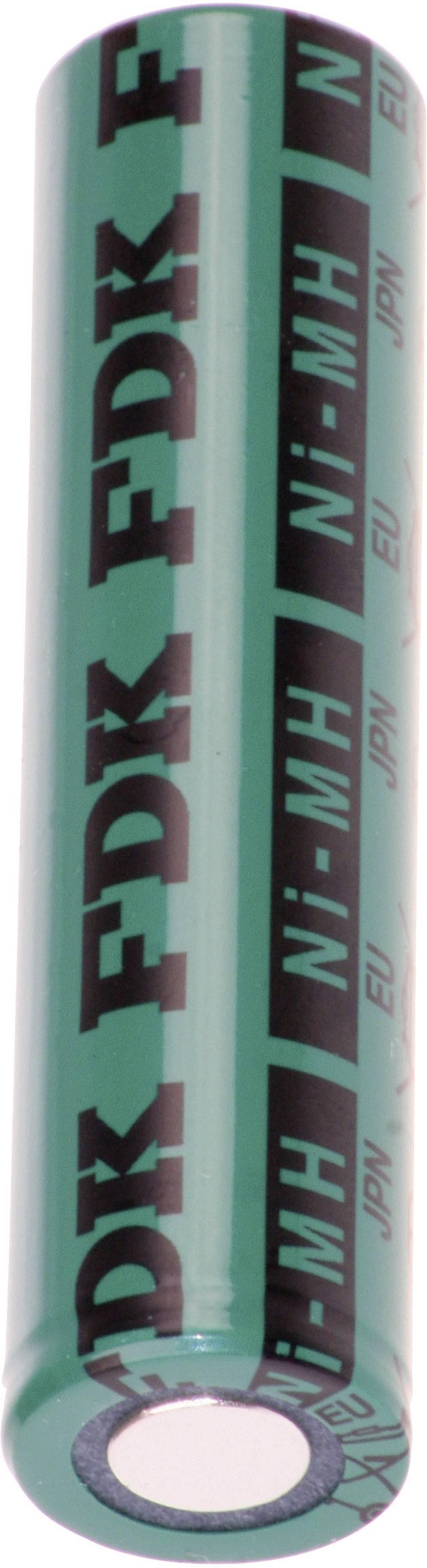 NiMH akumulator FDK 4/3 A HR-4/3AU 1.2 V 4000 mAh (Ø x V) 17 mm x 67.5 mm