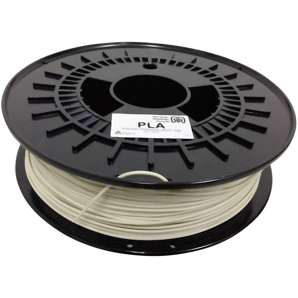 Polnilo (filament) za 3D tiskalnik German RepRap 100261 PLA umetna masa 1.75 mm, naravna barva (mehka)