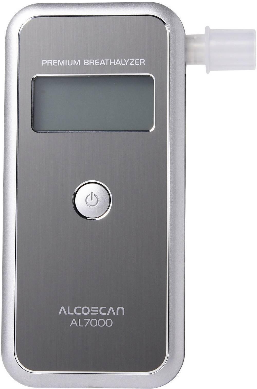 Alkoholmätare ACE AL7000 Silver