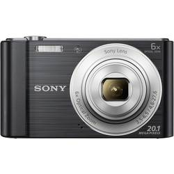 Digitalkamera Sony Cyber-Shot DSC-W810B 20.1 MPix Sort