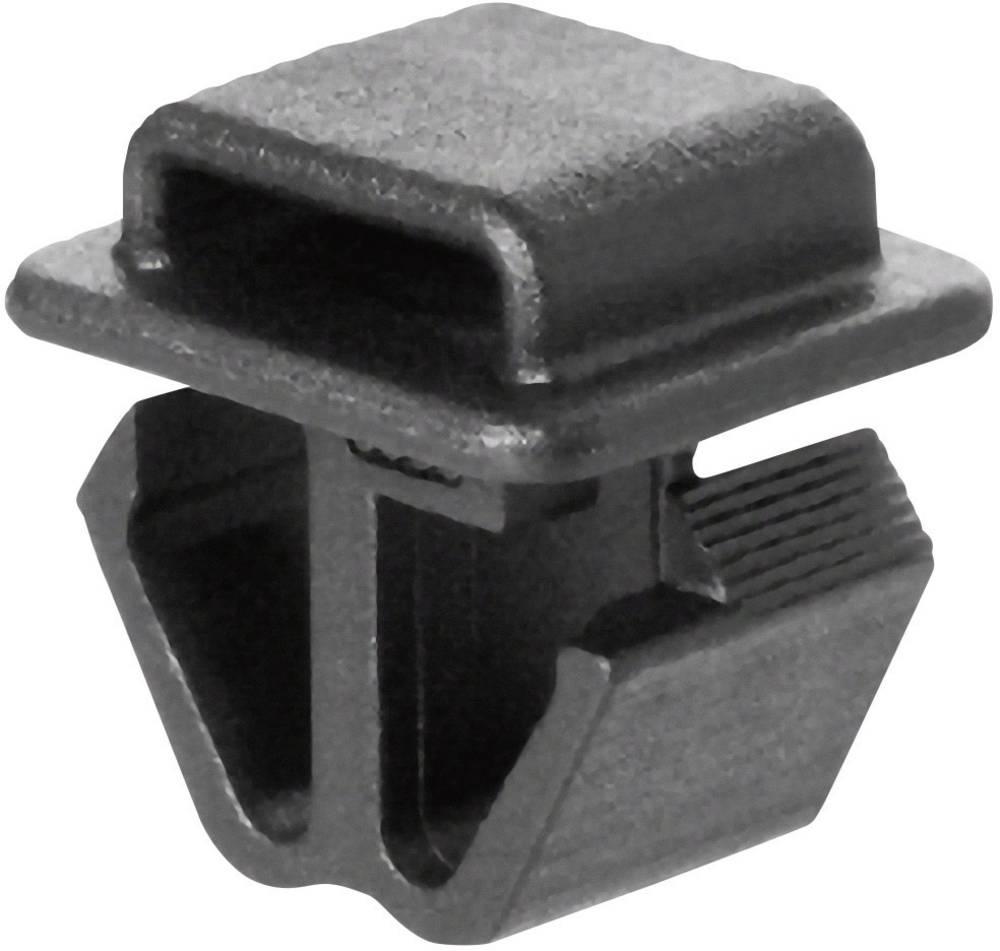 Stiksokkel PB Fastener 1070-SL-30-095 1070-SL-30-095 Polyamid Sort 1 stk