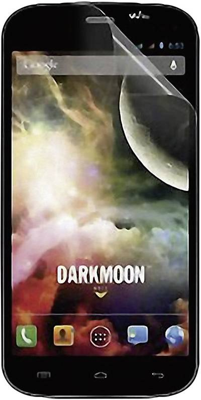 Image of WIKO 91915 Film Compatible with (mobile phones): Wiko Darkmoon 1 pc(s)