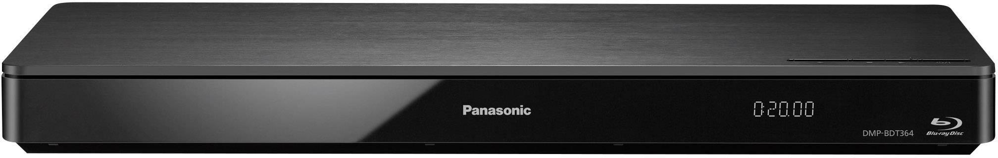 Panasonic DMP-BDT364EG Blu-ray Player Driver (2019)