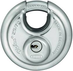 Hængelås ABUS ABVS35825 Sølv Nøglelås 117 mm