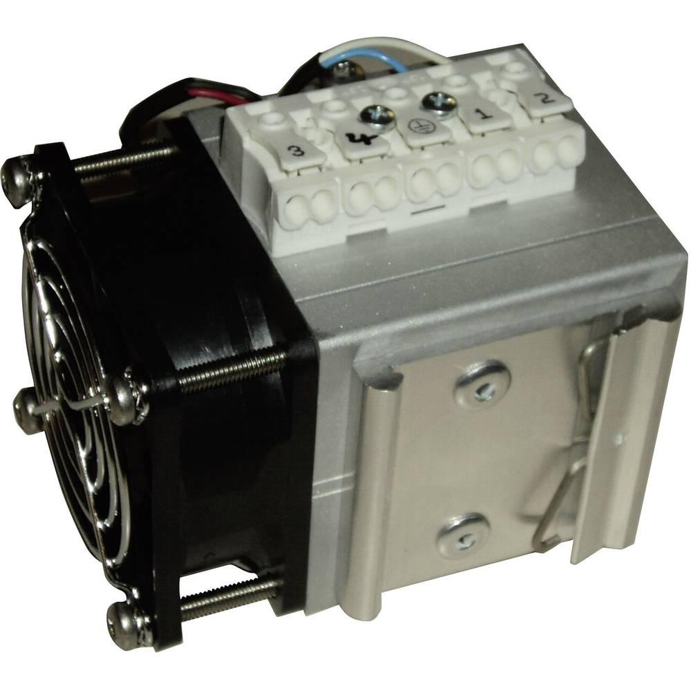 Ventilatorski grijač tip Mixi Duo Rose LM 04335037A52 230 V DC/AC, 24 V/DC 350 W (D x Š x V) 100 x 60 x 76 mm