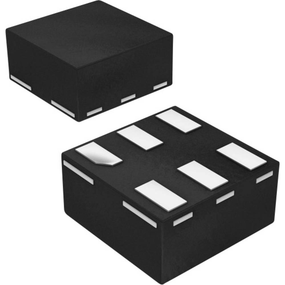 Supresor dioda NXP Semiconductors IP4221CZ6-XS,132 vrsta kućišta SOT-891