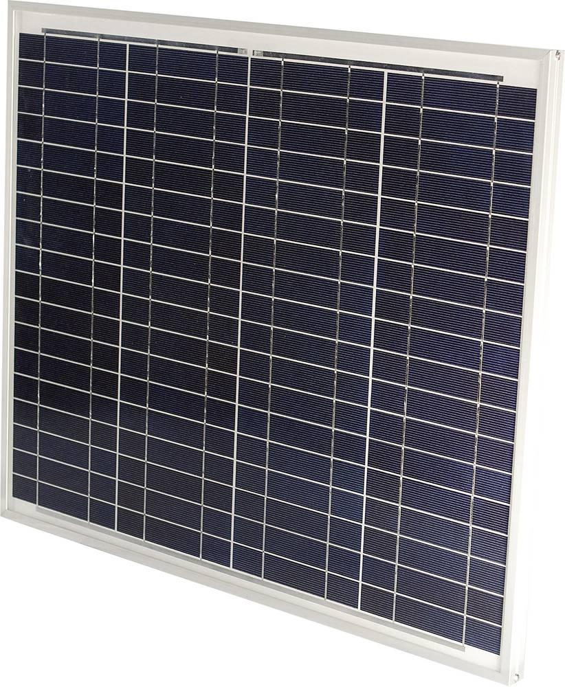 Monokristalni solarni modul 45 Wp 17.6 V Sunset SOLARMODUL