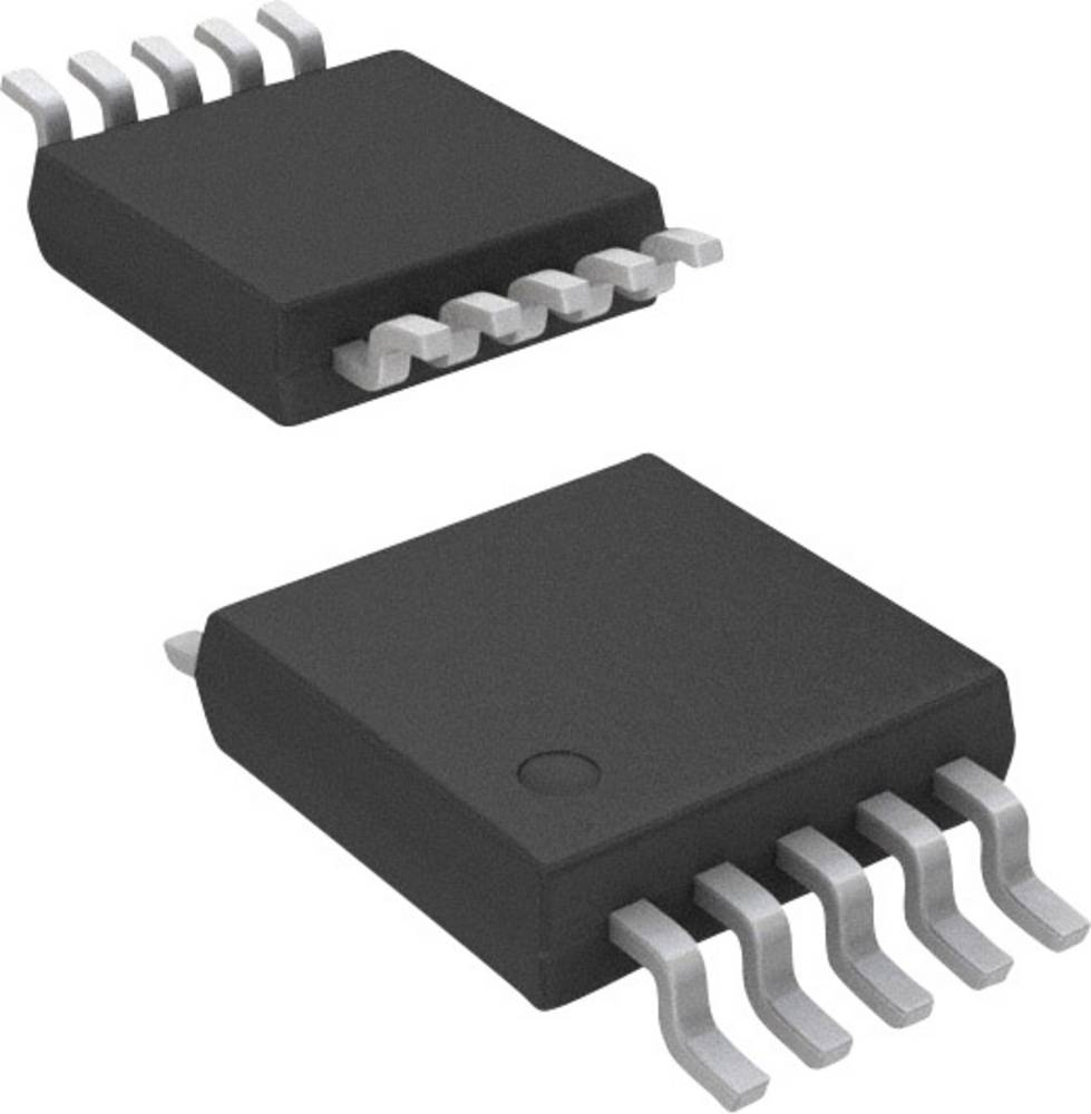 PMIC - strømstyring - specialiseret Maxim Integrated MAX1823BEUB+ 50 µA uMA-10