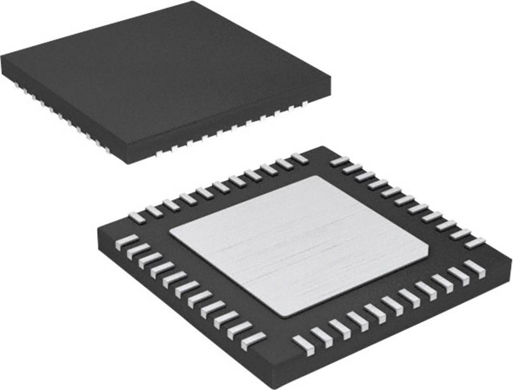 PMIC - grafikdriver Maxim Integrated MAX6960ATH+ LED 8 x 8 Matrix En hvilken som helst ciffertype Vierdraht, Seriell 7.5 mA TQFN