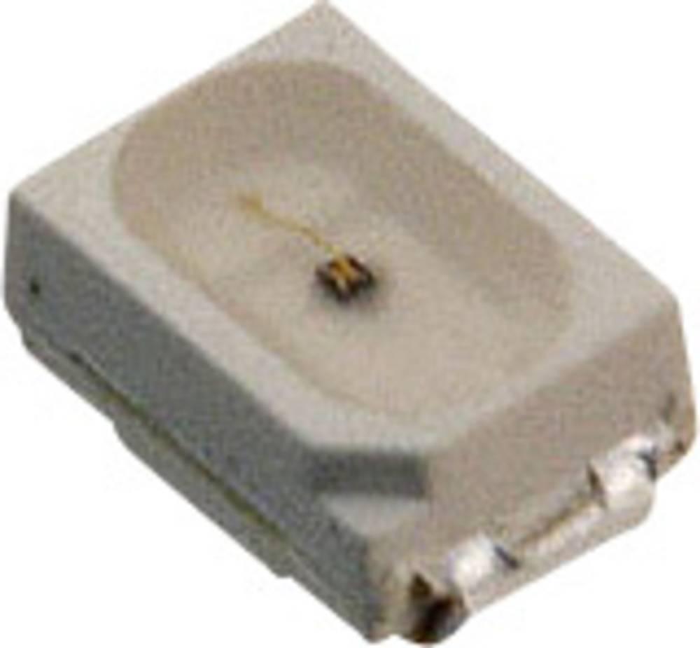 SMD LED LUMEX SML-LX23GC-TR SMD-2 20 mcd 90 ° Grøn