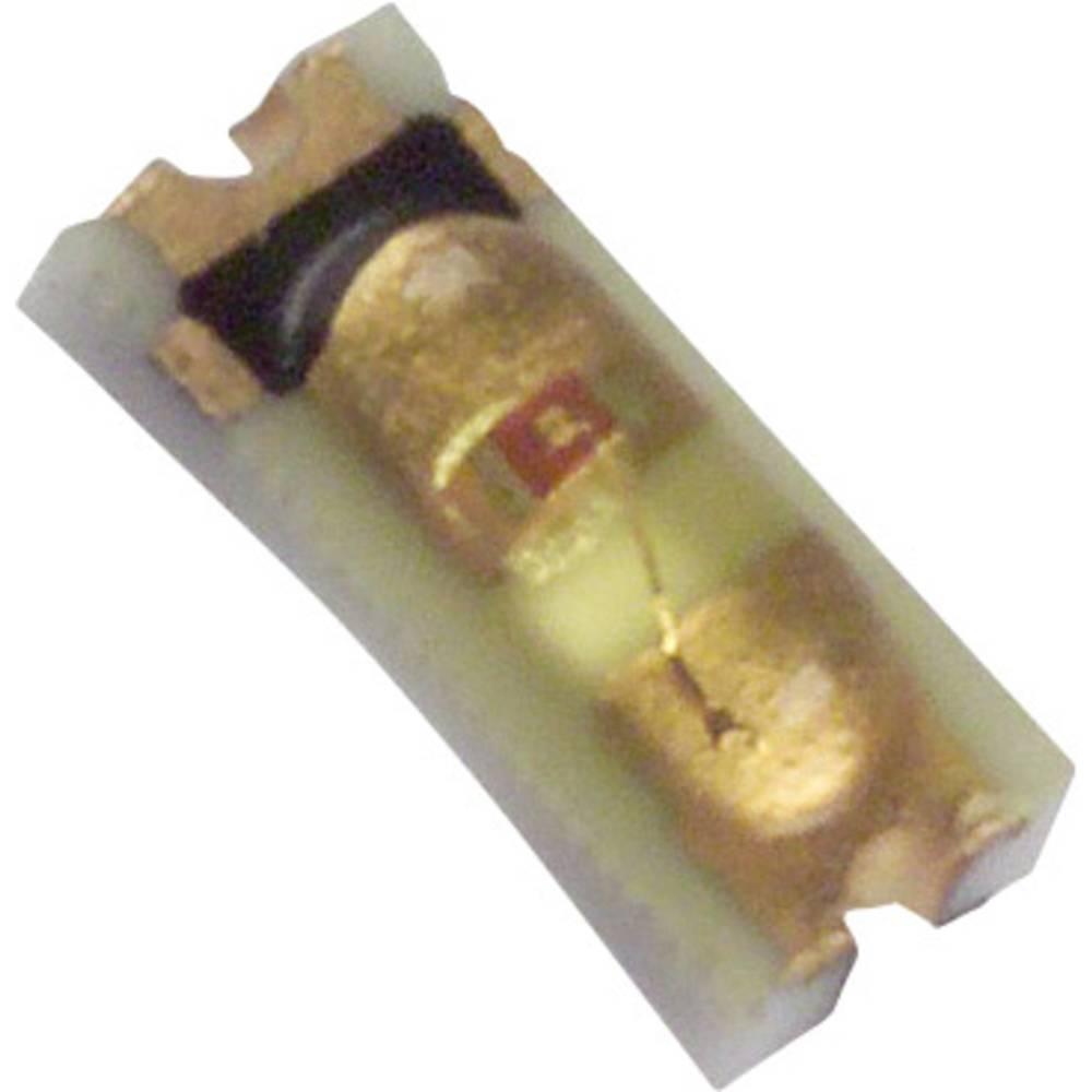 SMD LED LUMEX CCL-LX45YT SMD-2 7 mcd 180 ° Gul