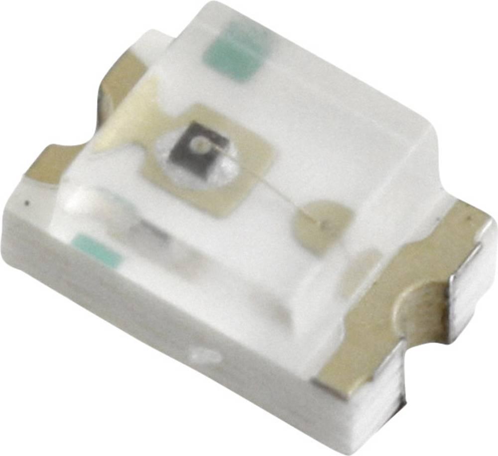 SMD LED LUMEX SML-LX0805SUGC-TR 2012 45 mcd 140 ° Grøn
