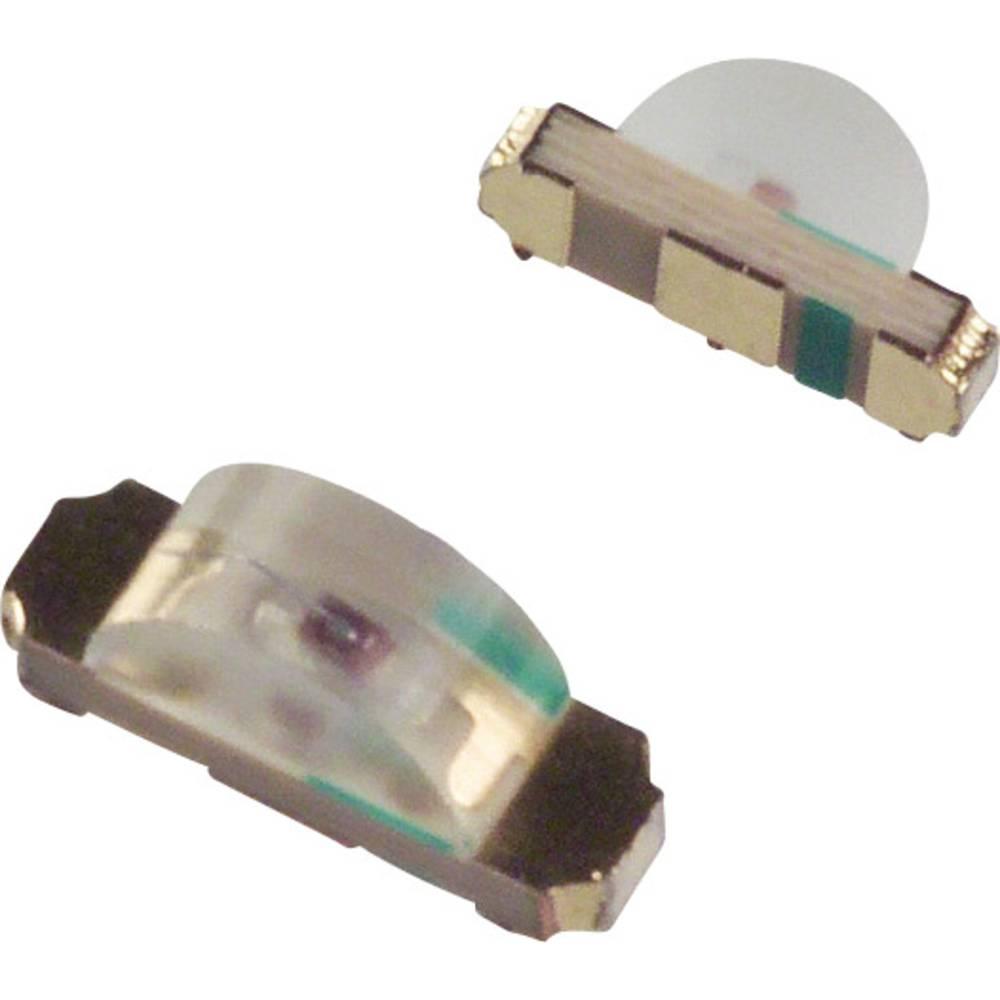 SMD LED LUMEX SML-LXR85SUGC-TR SMD-2 45 mcd 160 ° Grøn