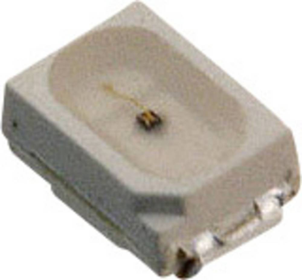 SMD LED LUMEX SML-LX23SIC-TR SMD-2 300 mcd 90 ° Rød