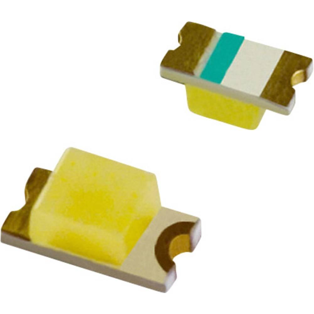 SMD LED LUMEX SML-LX0603UWD-TR 1608 160 mcd 140 ° Hvid