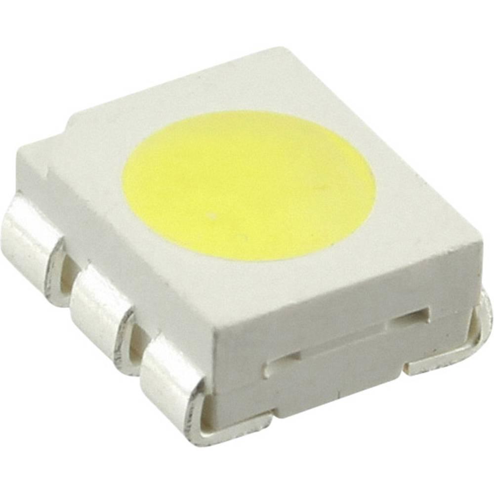 SMD LED CREE CLP6B-WKW-CD0E0453 PLCC6 14600 mcd Kølig hvid