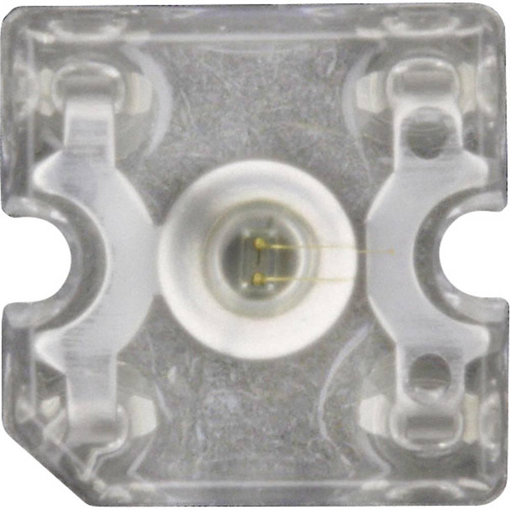 LED med ledninger CREE 3 mm 70 ° 35 mA 3.6 V Blå