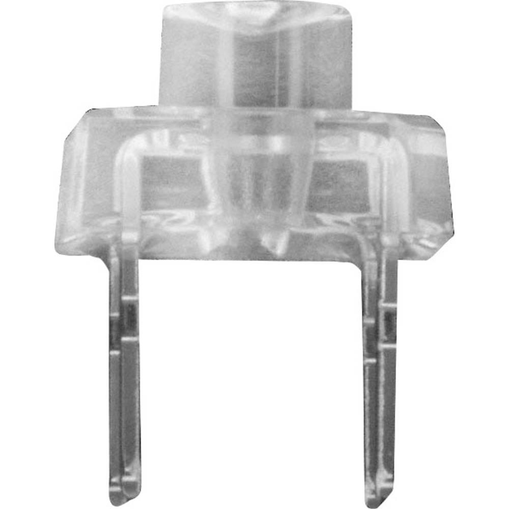 LED med ledninger CREE 4 mm 120 ° 70 mA 2.5 V Rav