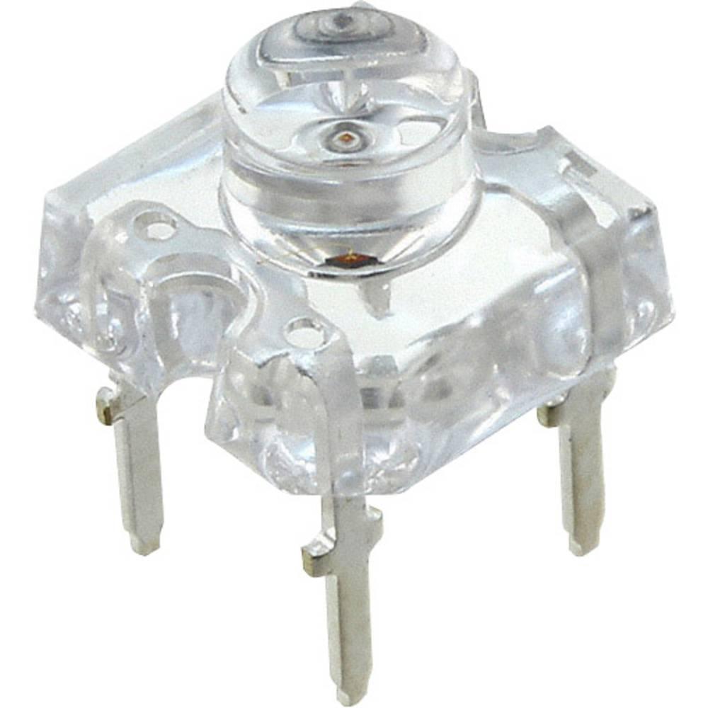 Ožičena LED dioda, rdeča, cilindrična 4 mm 120 ° 70 mA 2.5 V CREE CP42B-RKS-CL0P0AA4