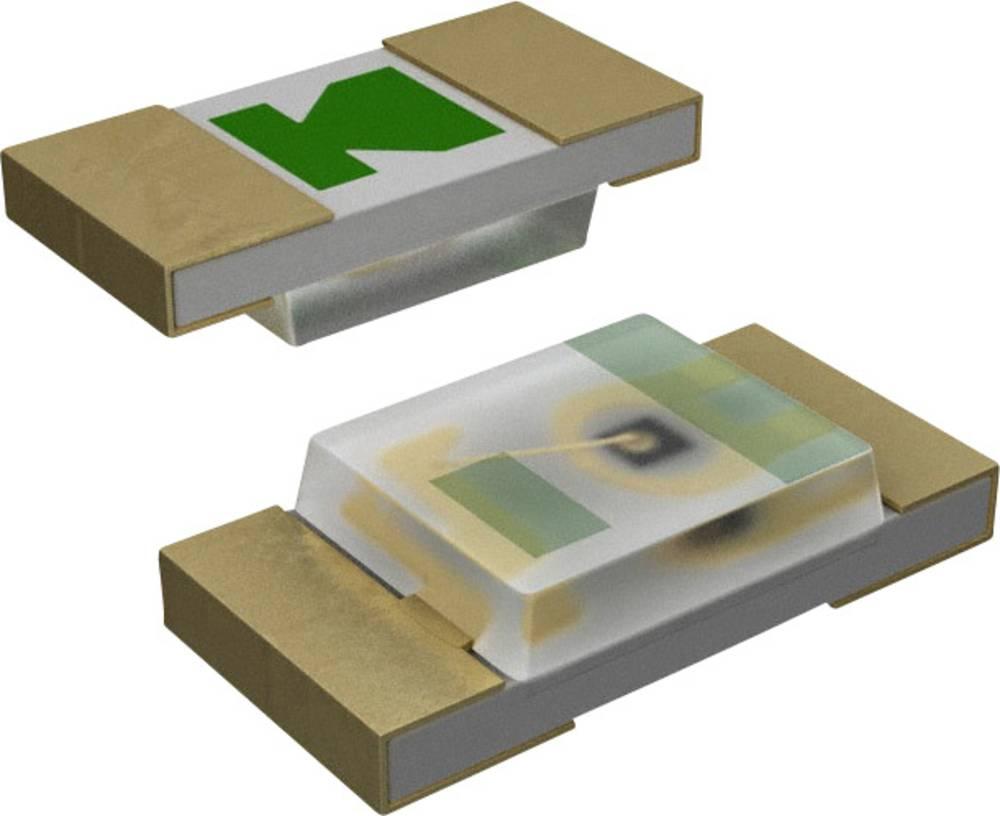 SMD LED Panasonic 1608 11.5 mcd Blå