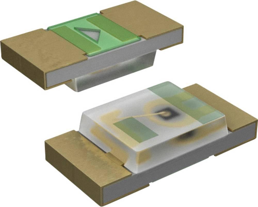 SMD LED Panasonic 1608 40 mcd Grøn