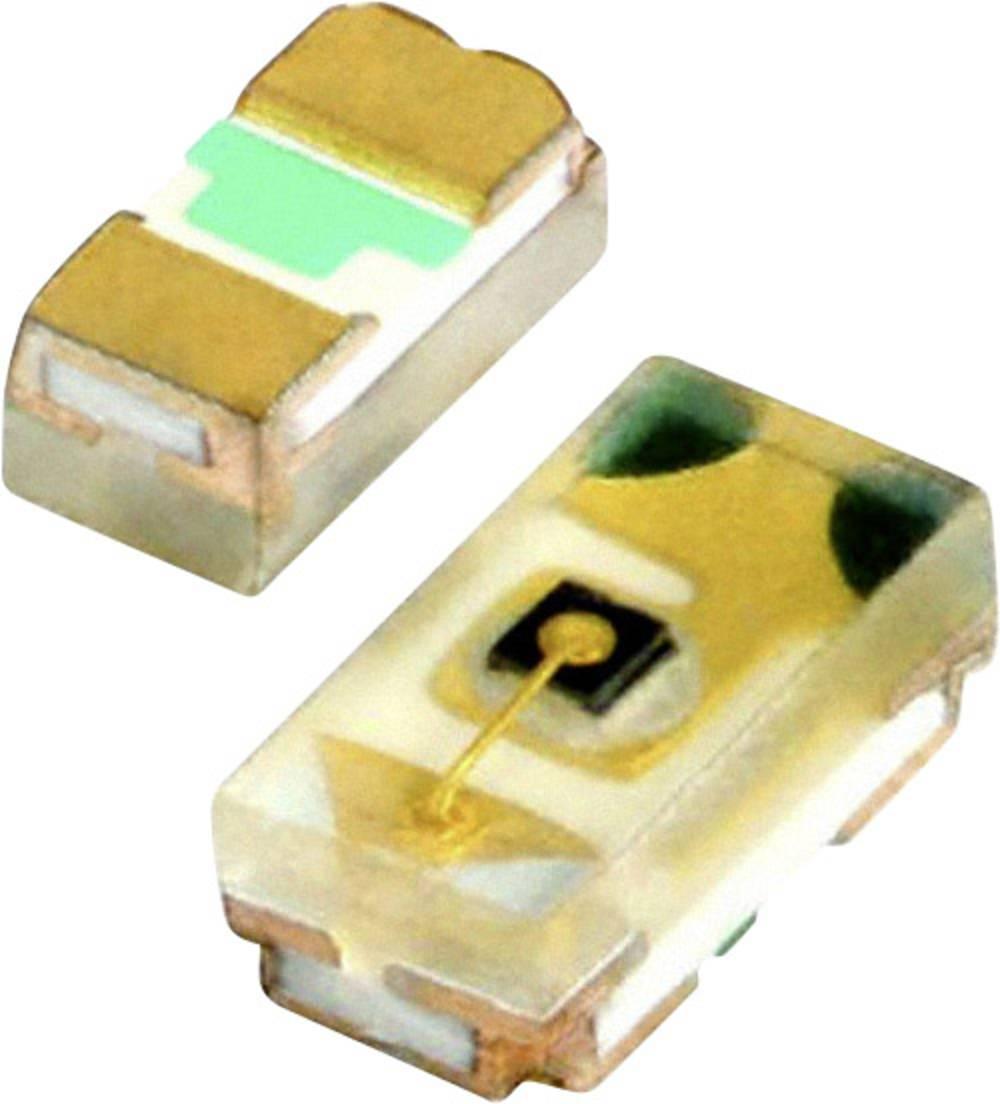 SMD LED Vishay 1005 35 mcd 130 ° Grøn