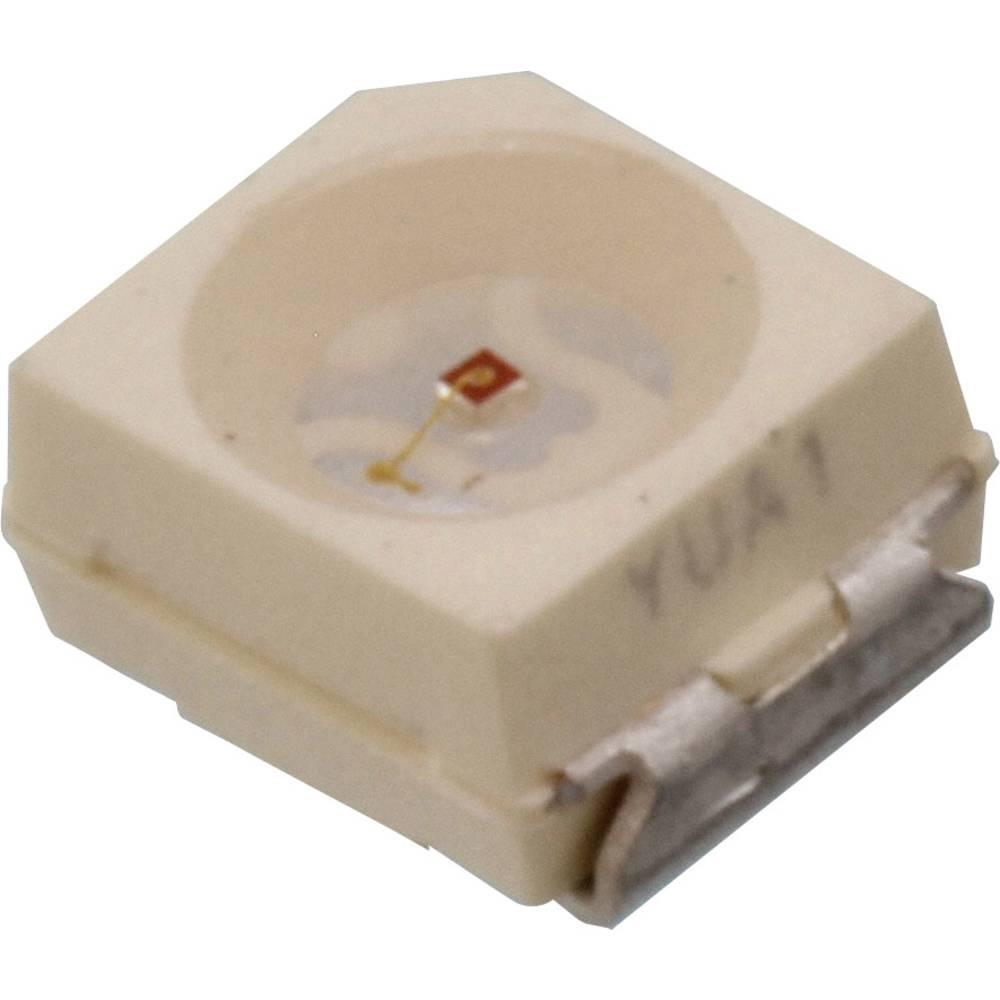 SMD LED Vishay PLCC2 20 mcd 120 ° Grøn