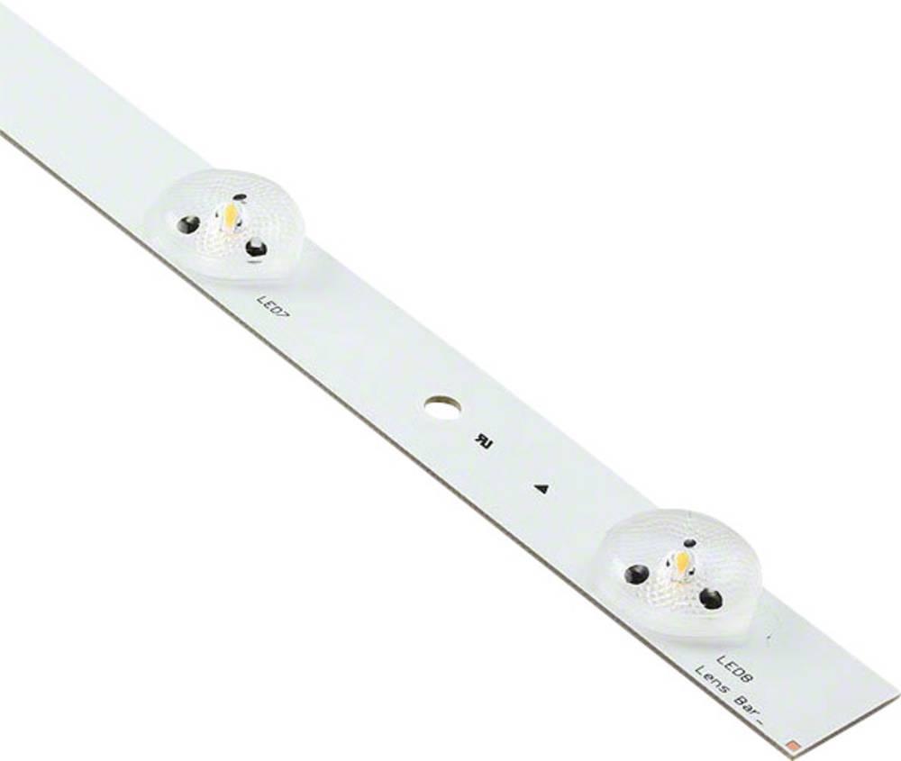 HighPower LED modul, hladno bela 6 W 675 lm 150 ° 49 V Seoul Semiconductor SMJF-LF08C00-XX