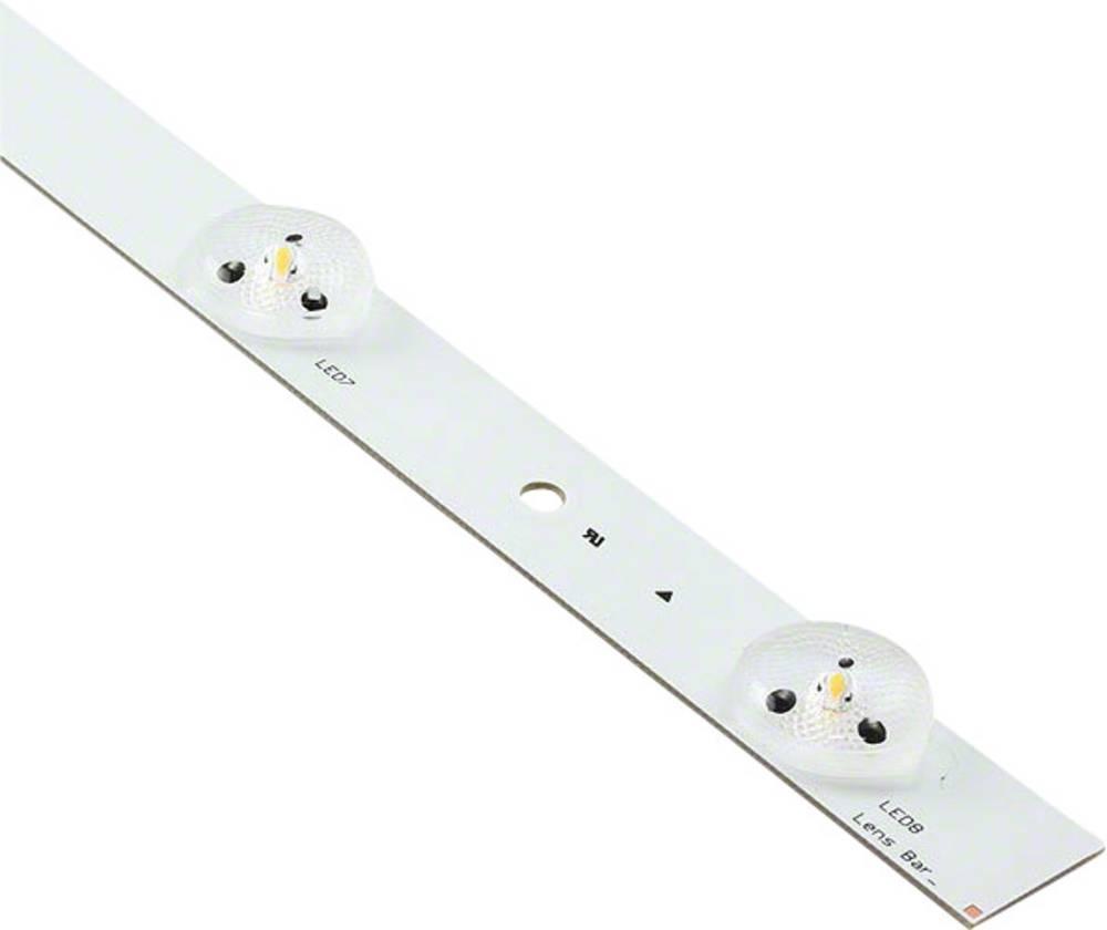 HighPower LED modul, topla bela 6 W 675 lm 150 ° 49 V Seoul Semiconductor SMJF-LF08G00-XX