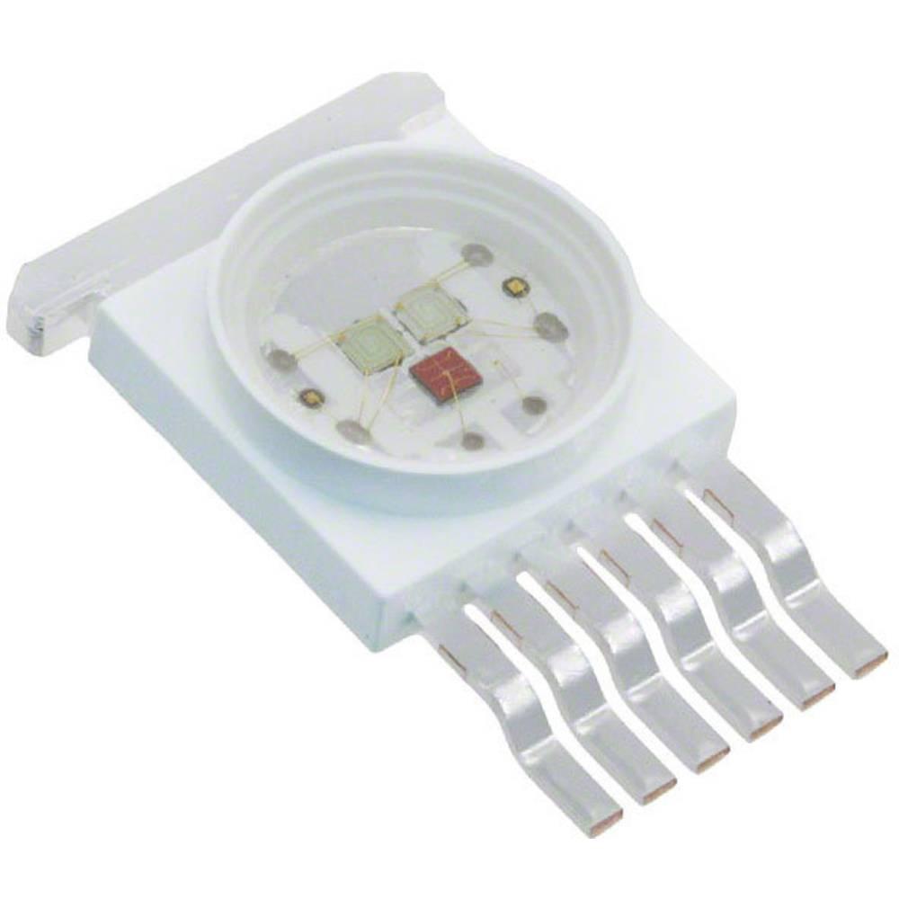 HighPower LED rdeča, zelena, modra 805 mW 40 lm, 55 lm, 13 lm 120 ° 2.4 V, 3.5 V 350 mA Broadcom ASMT-MT00-00001