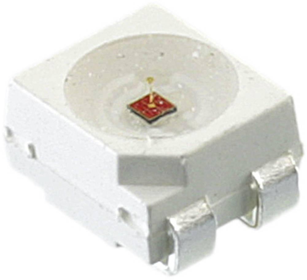 HighPower LED jantarjeva 0.5 W 17 lm 120 ° 2.3 V 150 mA Broadcom ASMT-QABD-AEF0E