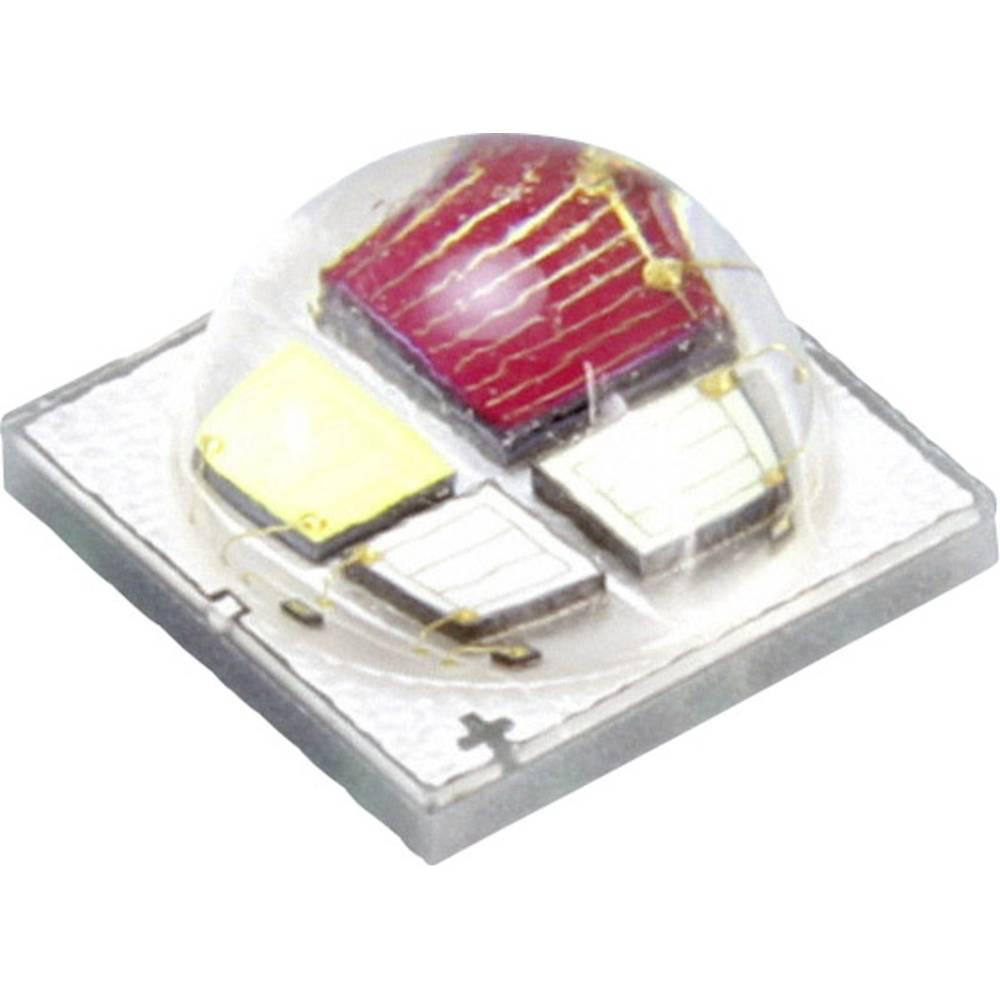 HighPower LED rdeča, zelena, modra 67 lm, 101 lm, 27 lm, 110 lm 130 ° 2.25 V, 3.3 V, 3.1 V 1000 mA CREE XMLCTW-A0-0000-00C3ACC02