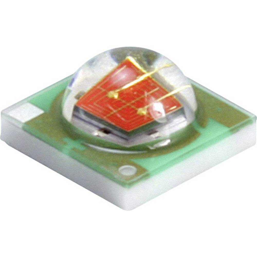 HighPower LED jantarjeva 3.5 W 71 lm 130 ° 2.1 V 500 mA CREE XPEAMB-L1-0000-00701