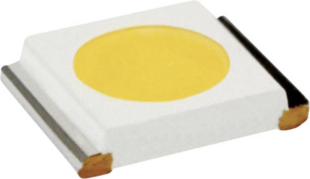 HighPower LED topla bela 1.55 W 107 lm 37.5 cd 120 ° 32.5 V 45 mA Seoul Semiconductor SAW8WA2A-L30L32-GA