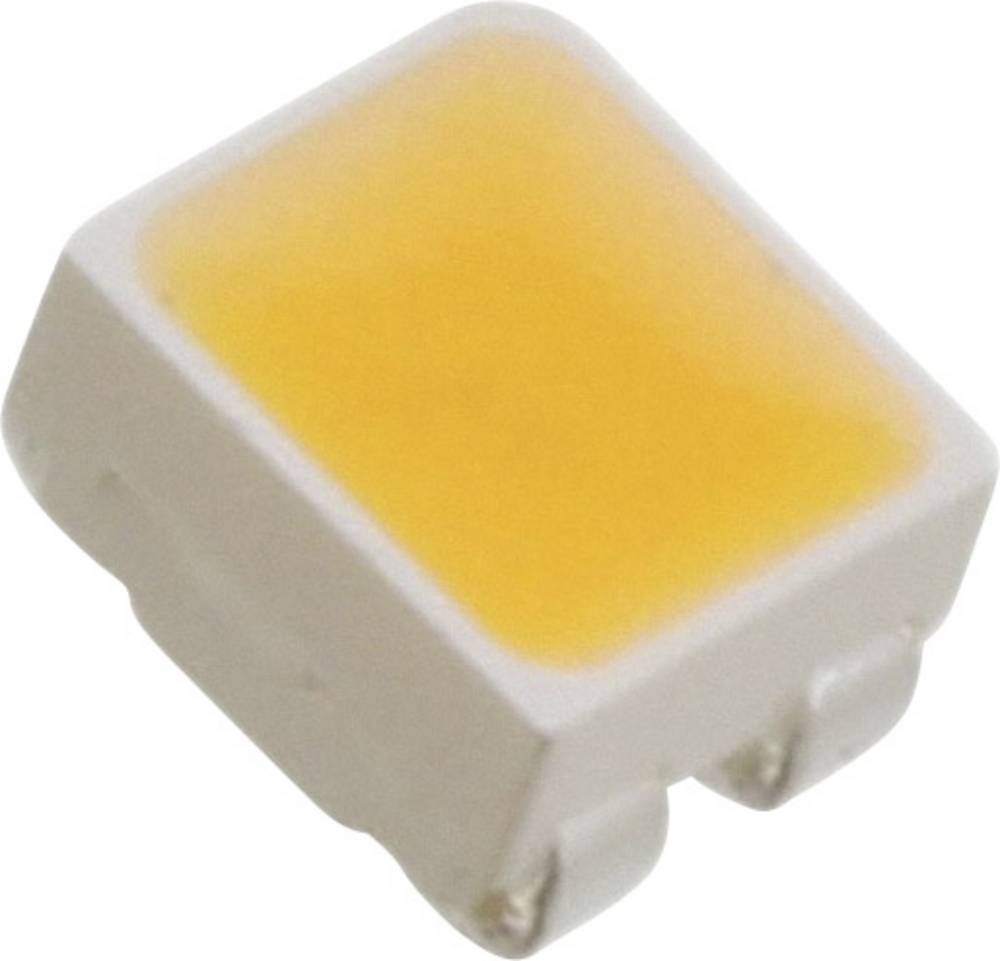 HighPower-LED CREE Varm hvid 304 mW 80 mA