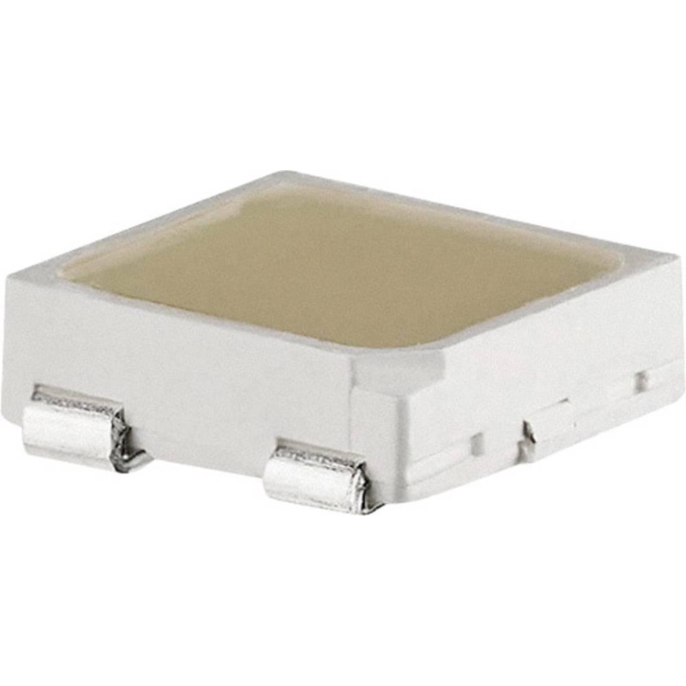 HighPower LED topla bela 0.25 W 27 lm 120 ° 3.3 V 175 mA CREE MLBAWT-A1-0000-000WE7