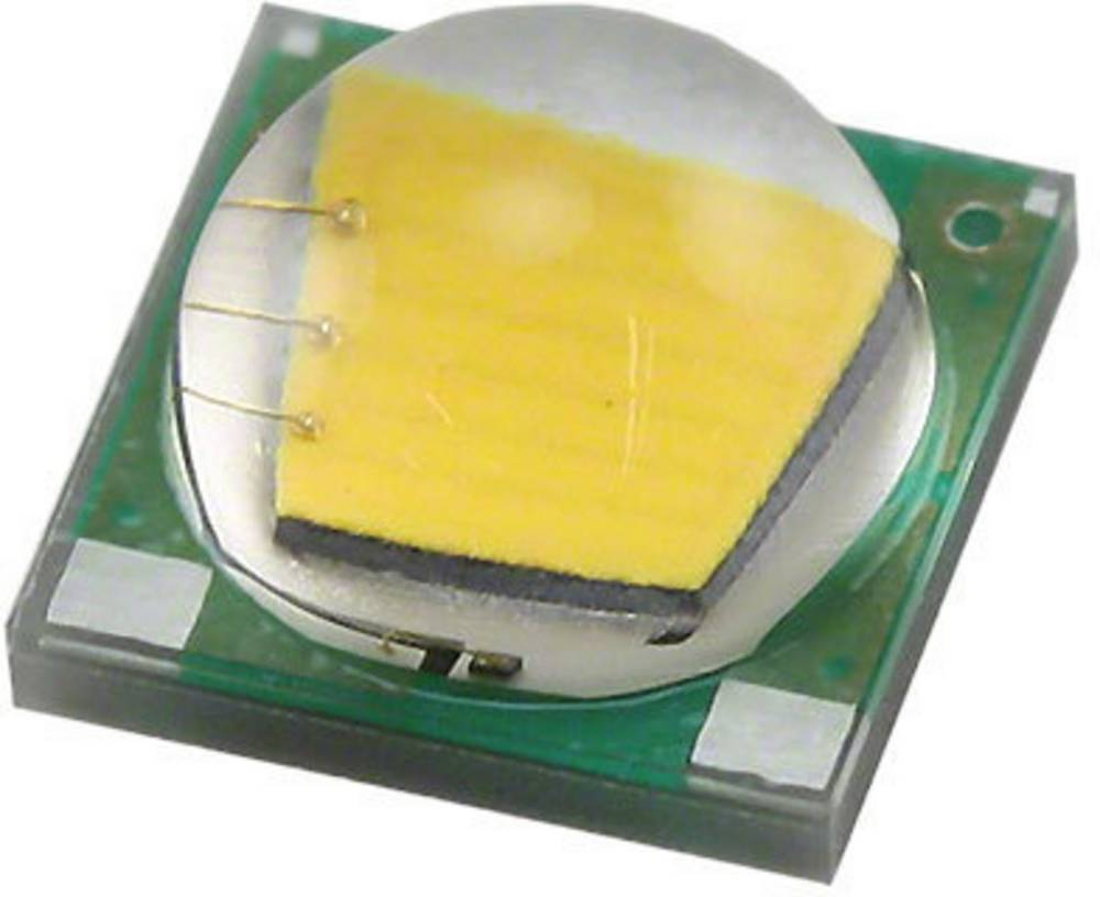 HighPower LED topla bela 10 W 210 lm 125 ° 2.9 V 3000 mA CREE XMLAWT-02-0000-000LT20E7
