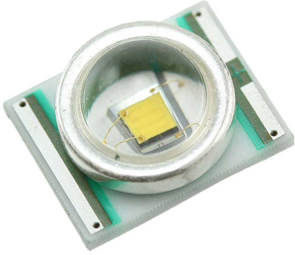 HighPower LED hladno bela 4 W 111 lm 90 ° 3.3 V 1000 mA CREE XREWHT-L1-0000-00D01