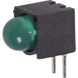 LED-komponent Dialight (L x B x H) 9.77 x 8.64 x 6.1 mm Grøn