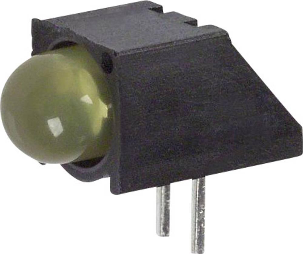 LED-komponent Dialight (L x B x H) 12.45 x 9.78 x 6.1 mm Gul