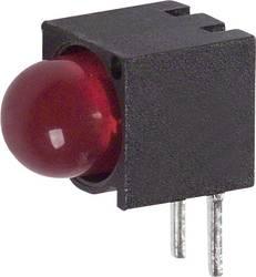 LED modul, rdeča (D x Š x V) 9.78 x 9.27 x 6.1 mm Dialight 550-0405F