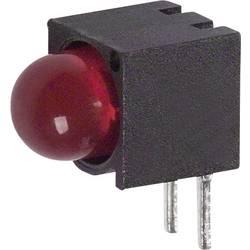 LED-komponent Dialight (L x B x H) 9.78 x 9.27 x 6.1 mm Rød